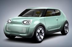 Electric Kia Naimo unveiled