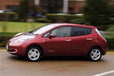 Nissan Leaf leasing rates cut