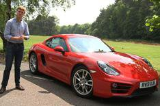 2013 Porsche Cayman video review