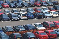 Can't park, won't park