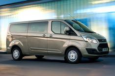 2012 Ford Tourneo Custom review
