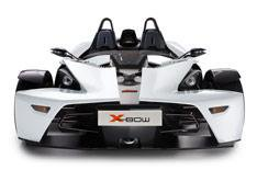 New KTM sports car on show at the NEC