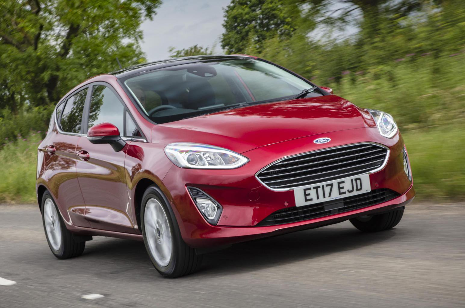 2017 Ford Fiesta 1.0 Ecoboost 100 review - price, specs and release date