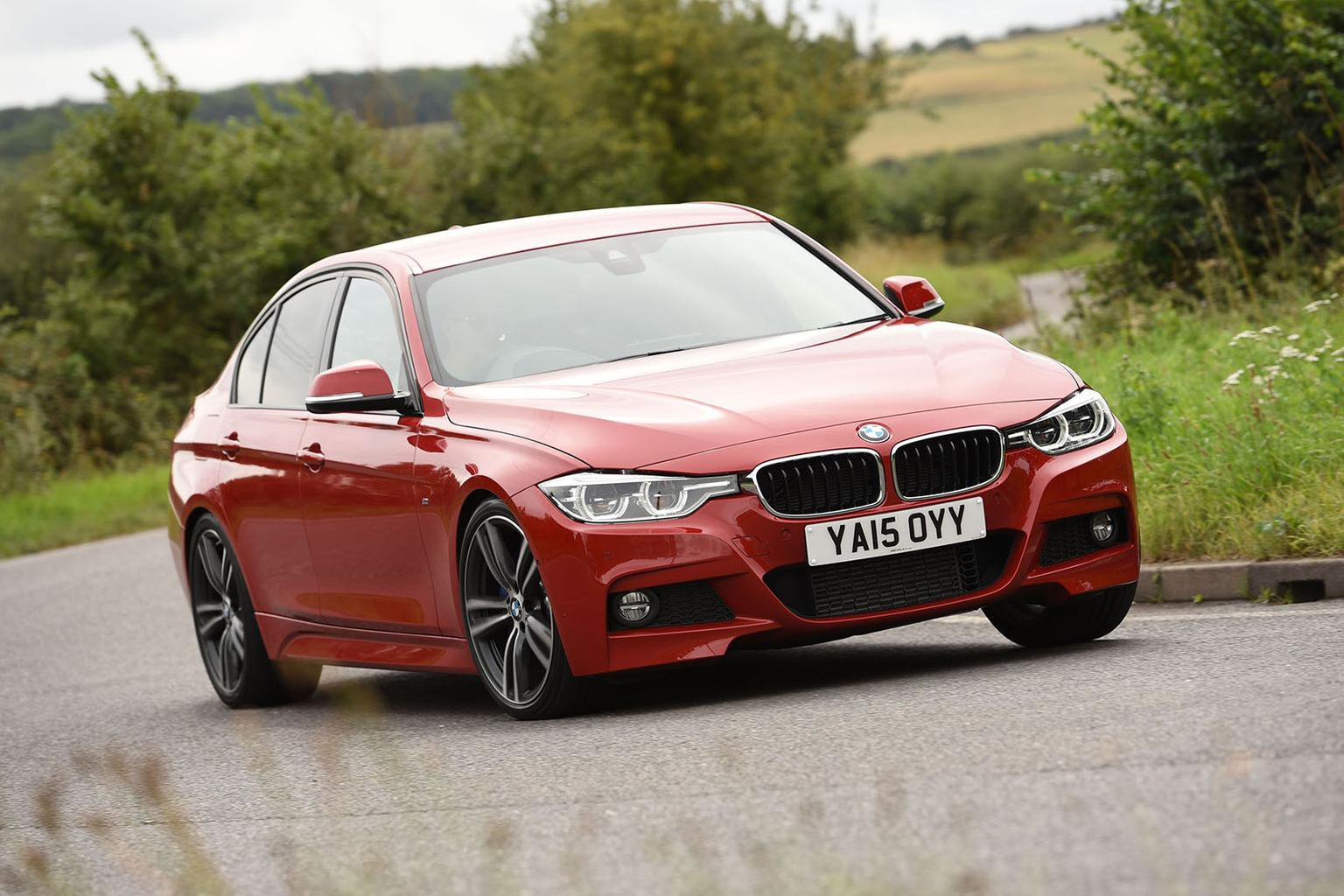 2015 BMW 3 Series 320d review