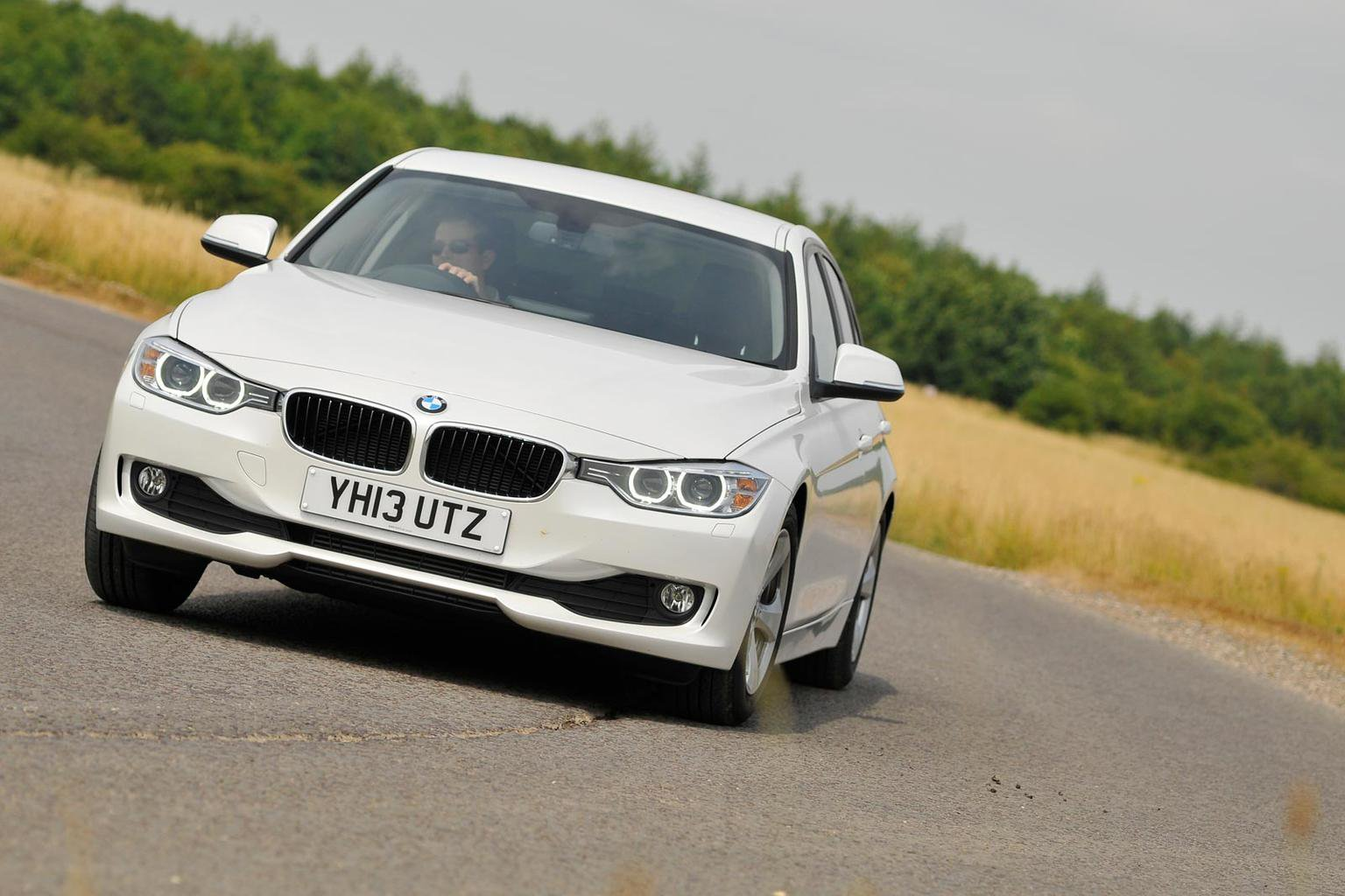 Can you get the test drive you want? BMW