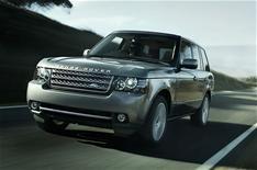 Land Rover reveals Range Rover specials