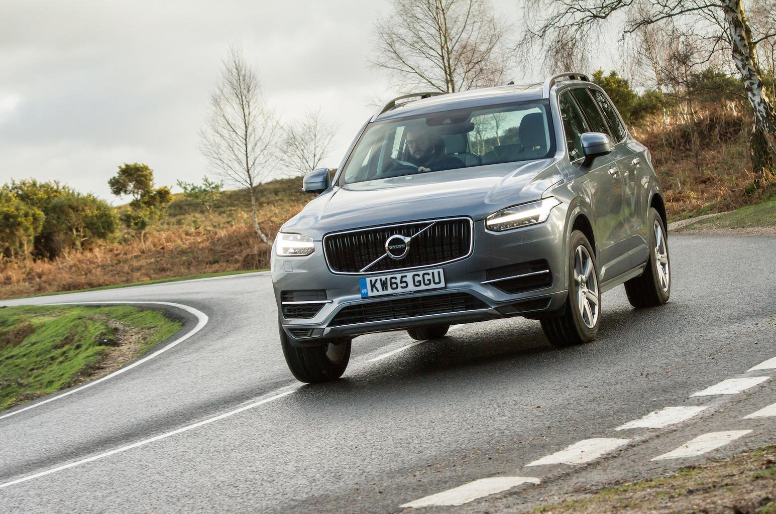 2016 Volvo XC90 T8 review