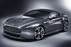 Aston Martin Vantage V12 breaks cover