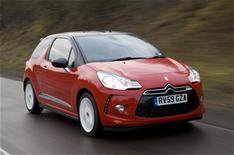 Citroen DS3 Convertible on the way
