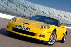 Corvette joins the 500bhp club