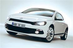 Exclusive VW Scirocco viewing