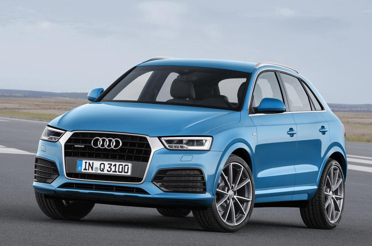 Deal of the day: Audi Q3