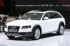 4. Audi A4 Allroad
