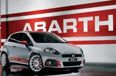 Fiat Grande Punto Abarth Supersport
