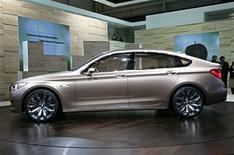 BMW 5 Series Gran Turismo concept car