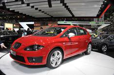 Seat Leon and Altea facelifts