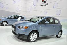 Mitsubishi Colt ClearTech