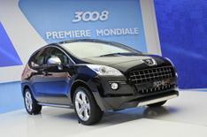 6. Peugeot 3008