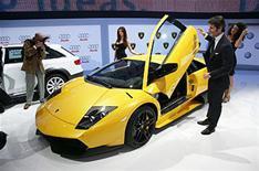 Lamborghini: Murcielago SV