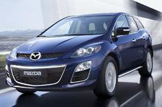 New super-clean Mazda CX-7 diesel