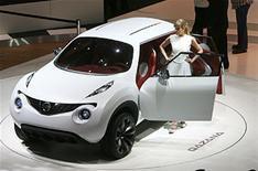 1. Nissan Qazana