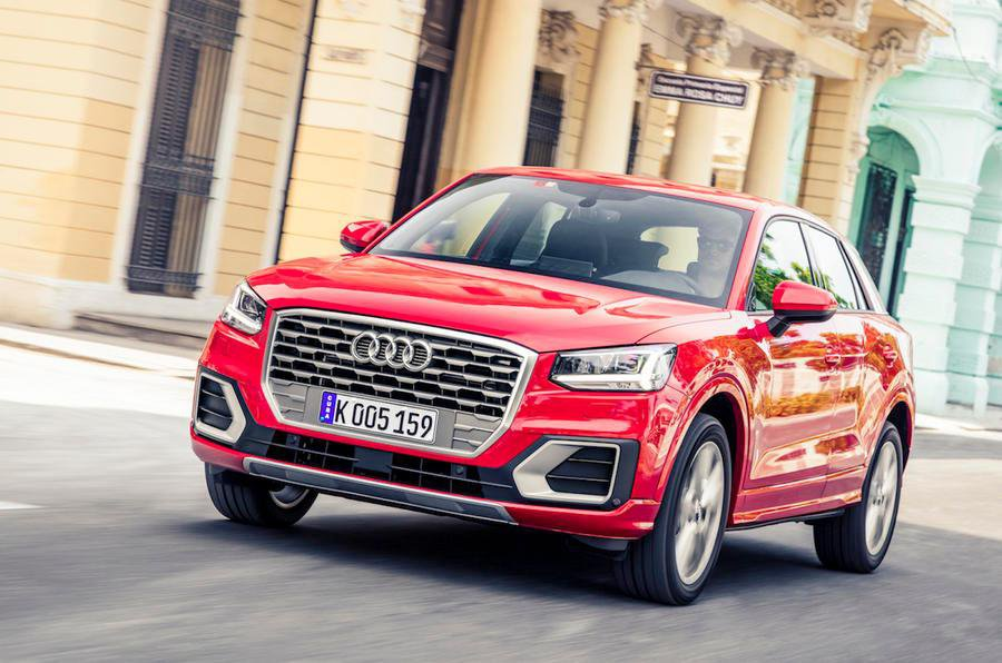 2016 Audi Q2 - exclusive reader test team preview