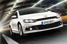 2012 VW Scirocco: new prices more kit