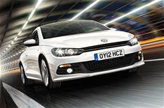 2012 VW Scirocco R-line manual review