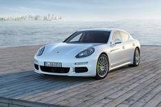 91mpg Porsche Panamera plug-in hybrid