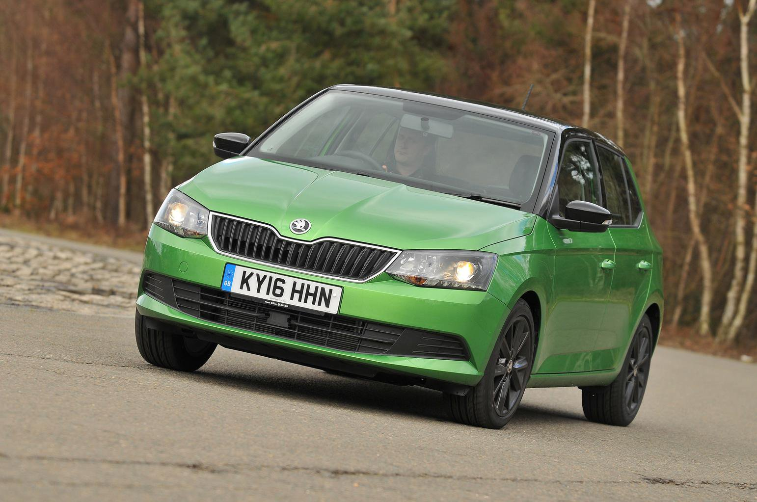 2016 Skoda Fabia 1.2 TSI Colour Edition review