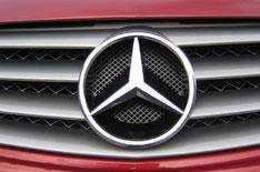 Free servicing from Mercedes