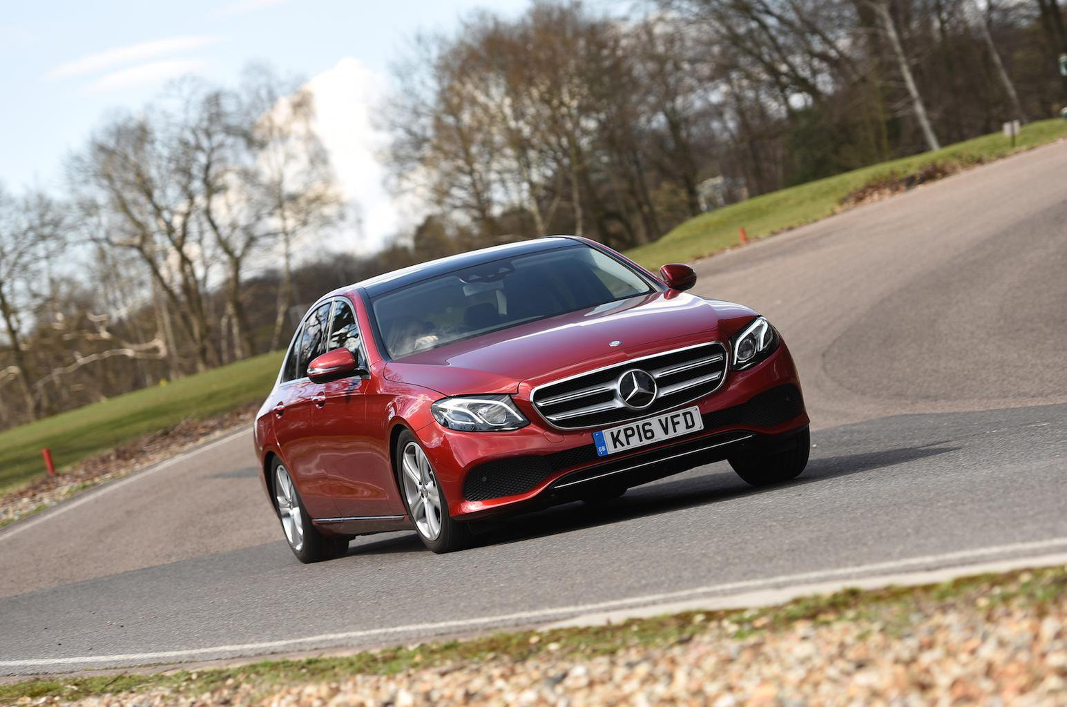 2016 Mercedes-Benz E-Class E 220 d review