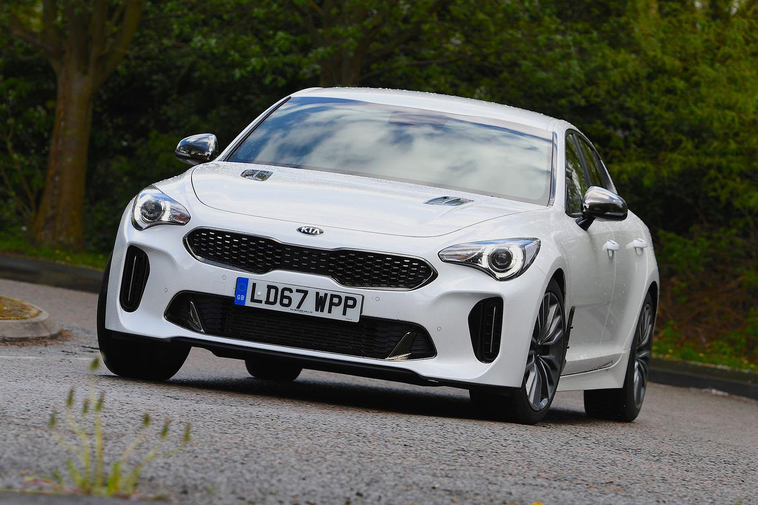 2018 Kia Stinger 2.0T-GDI review - verdict