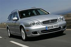 First drive: face-lifted Jaguar X-type
