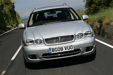 Jaguar X-type to be dropped