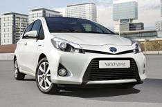 2012 Toyota Yaris Hybrid reader review