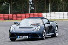 2013 Lotus Exige S Roadster review