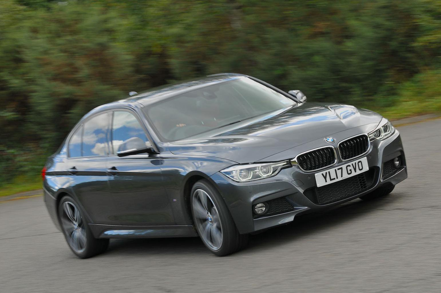 BMW 3 Series 330e review - verdict
