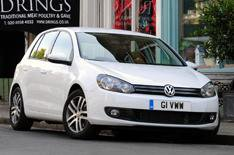 Three greener Golf diesels announced