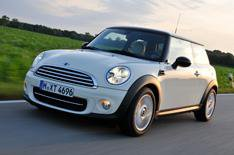 Face-lifted Mini Cooper D driven