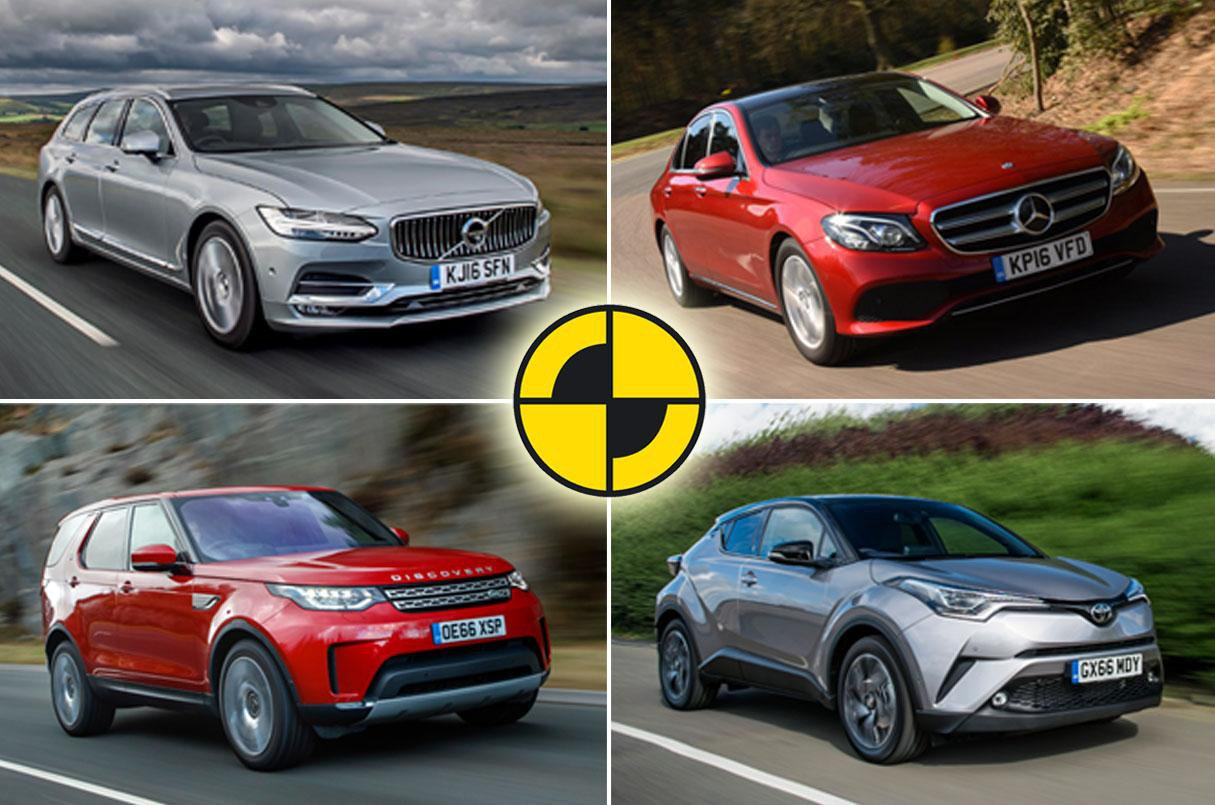 The safest new family cars in the UK
