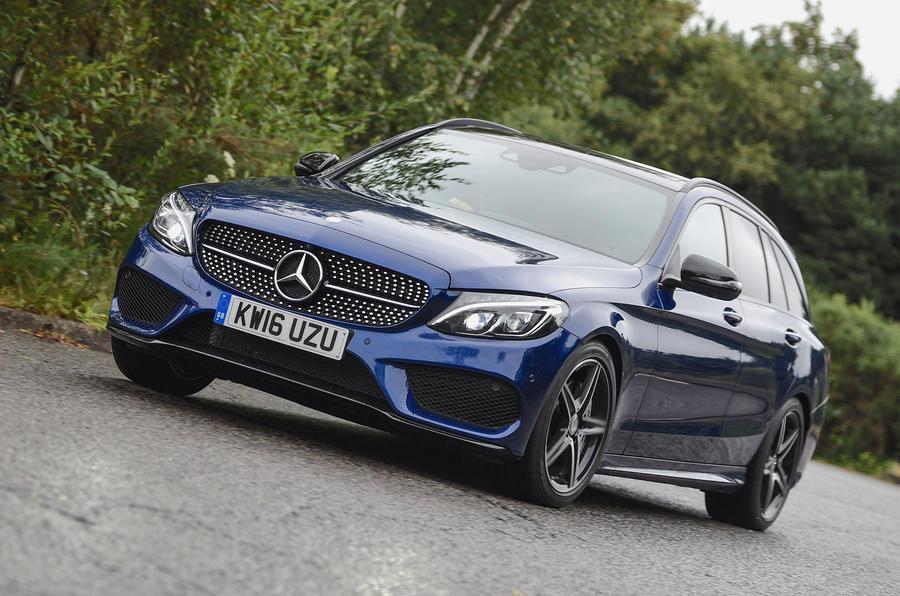 2016 Mercedes-AMG C 43 4Matic Estate review