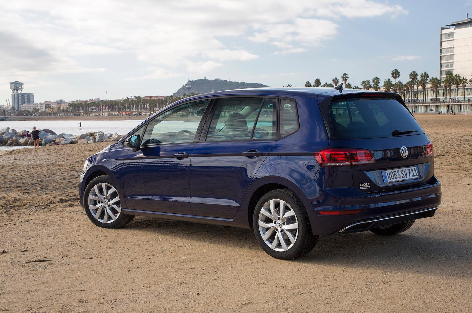 2017 Volkswagen Golf SV review - verdict