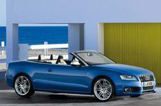 Audi launches S5 Cabriolet