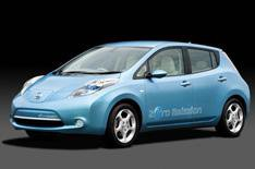 Nissan Leaf to get iPhone remote control