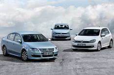 VW announces frugal threesome