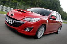 Hot Mazda 3 MPS revealed