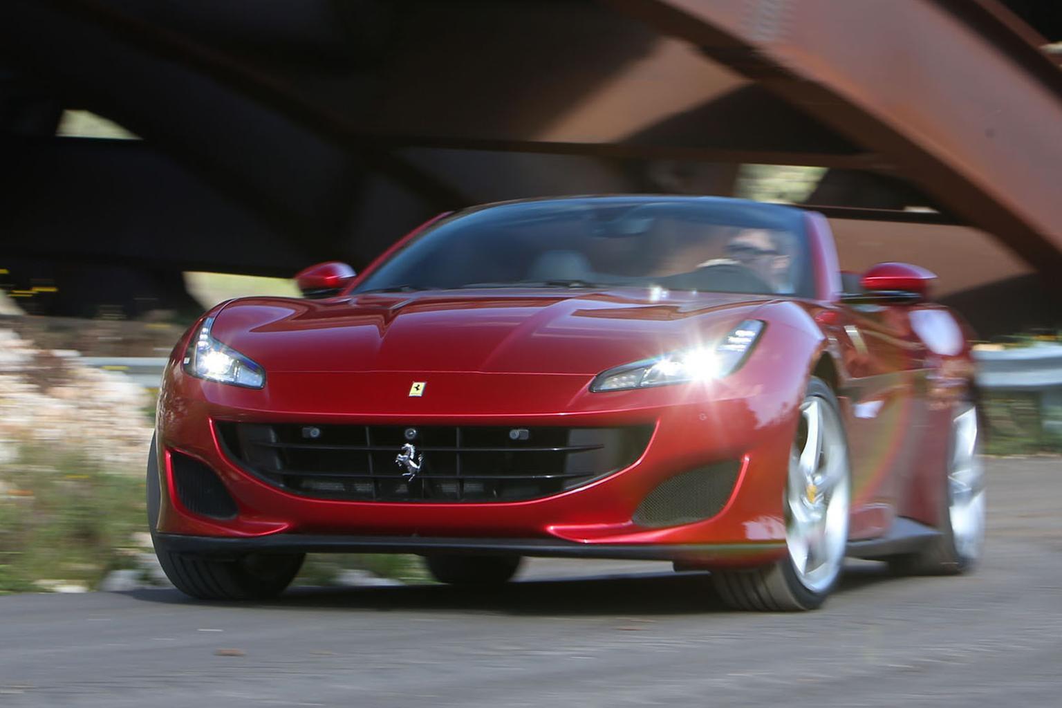 2018 Ferrari Portofino review - verdict