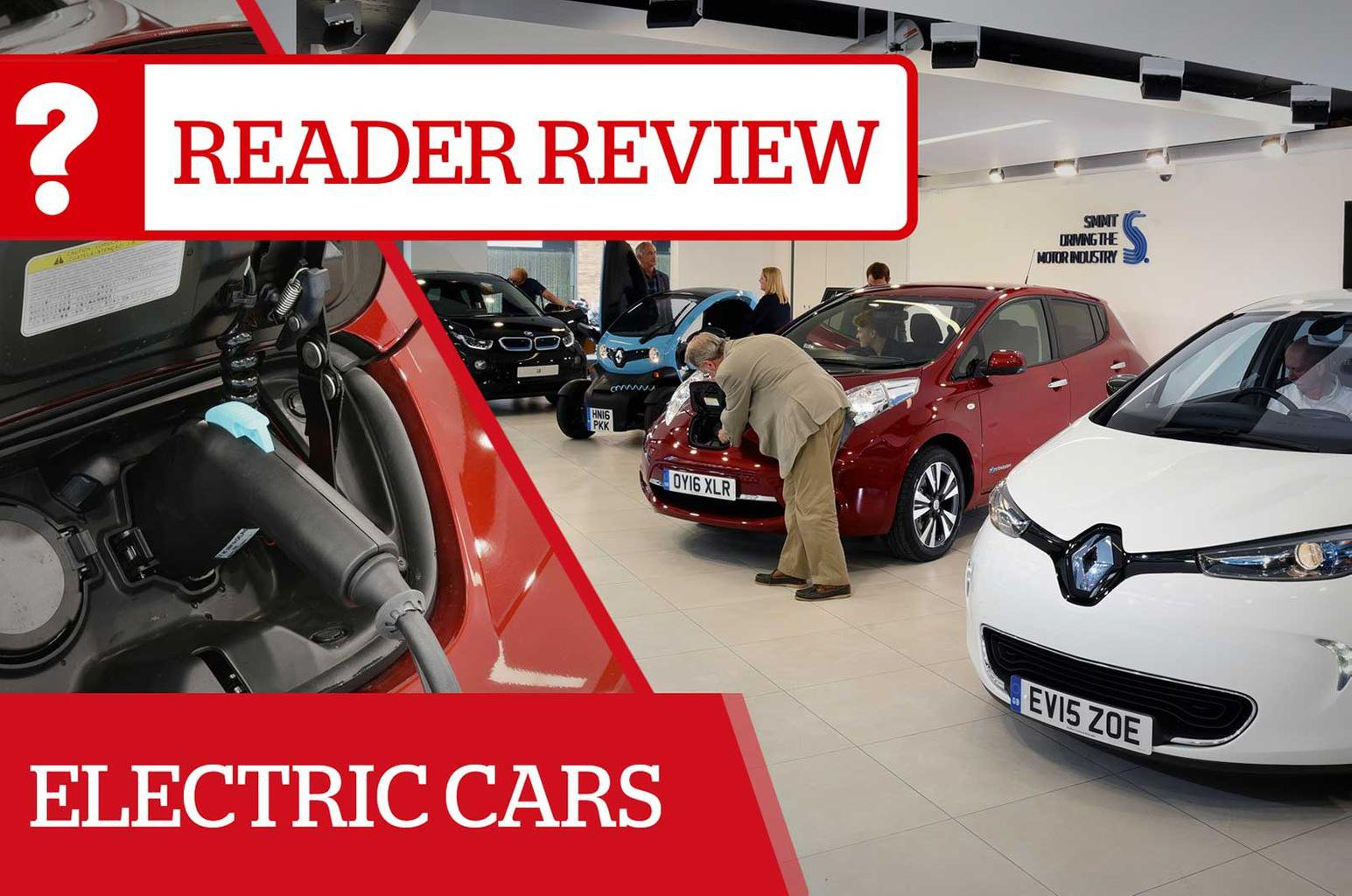 Video: Would you buy an electric car? - Reader test team