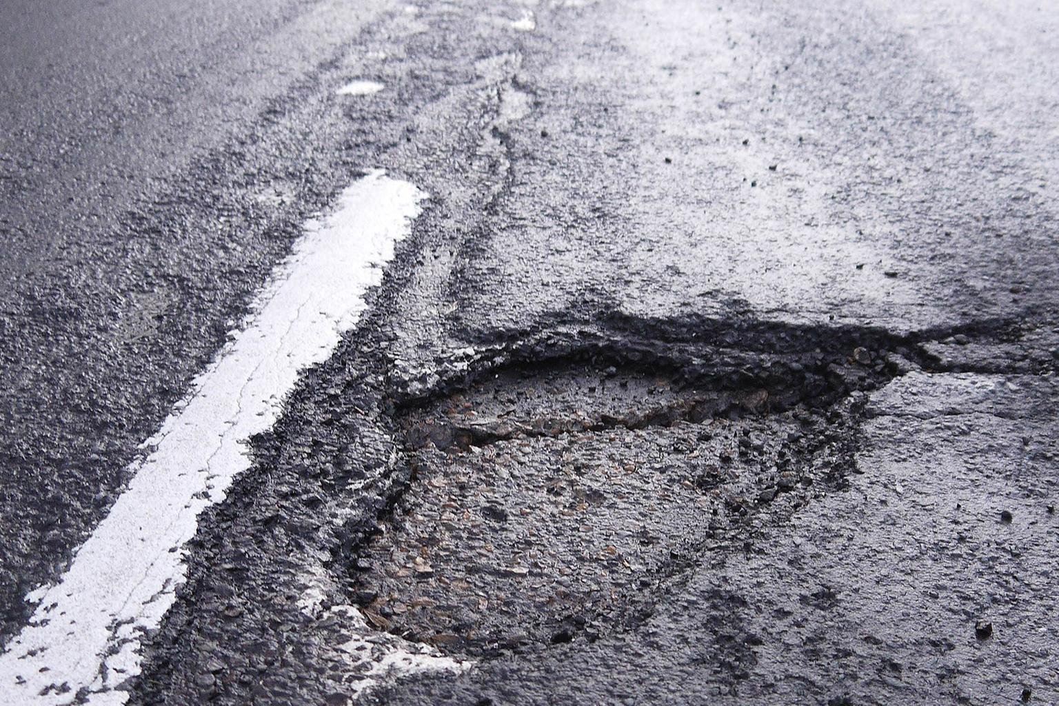 How the Government plans to fix the UK's pothole problem